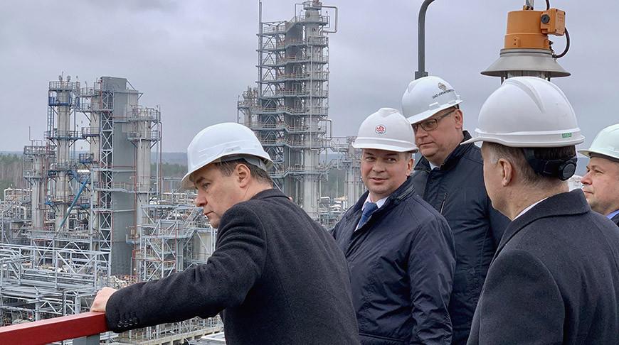Мозырский НПЗ увеличил переработку нефти в январе-феврале