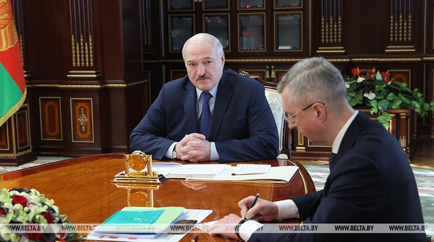 Лукашенко: защита внутреннего рынка и отечественных производителей - вопрос номер один