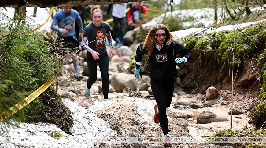 Любители здорового образа жизни приняли участие в гонке Bison Trail