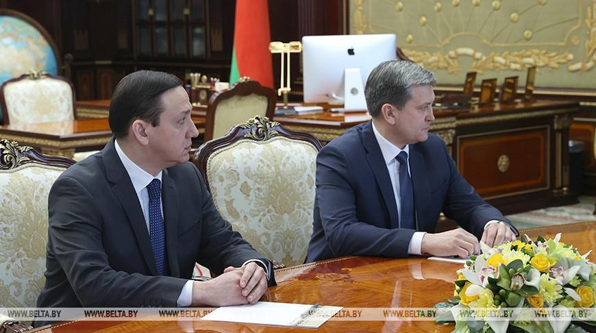 Луцкий назначен заместителем главы Администрации Президента, Перцов возглавит Мининформ