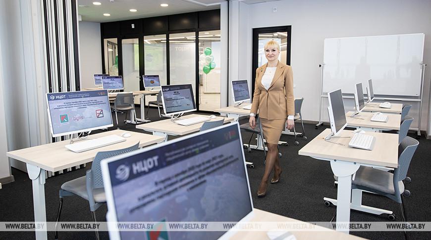 Образовательный центр открылся в Национальном центре обмена трафиком