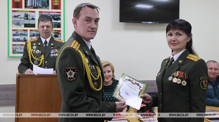 Военные комиссариаты Республики Беларусь отмечают годовщину со дня образования