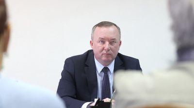 Мартынюк провел прием граждан в Кличеве