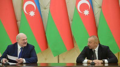 Беларусь и Азербайджан договорились перейти на новую стадию кооперации в экономическом сотрудничестве