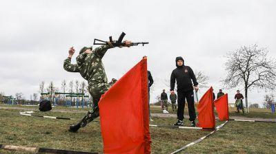Чемпионат сил спецопераций по военно-прикладному многоборью проходит в Бресте