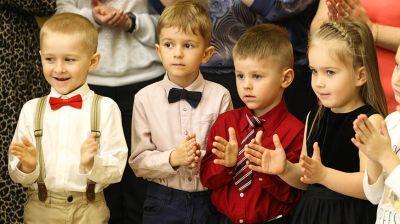 Встроенный в многоэтажку детский сад открыли в Бресте