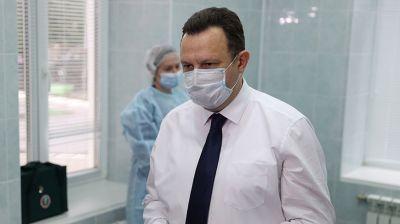 """Пиневич привился выпущенной в Беларуси вакциной """"Спутник V"""""""