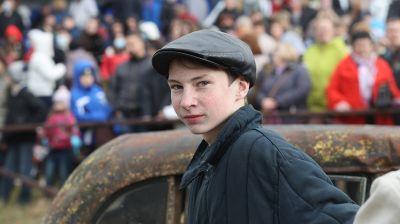 """На """"Линии Сталина"""" прошла реконструкция Ржевско-Вяземской операции"""