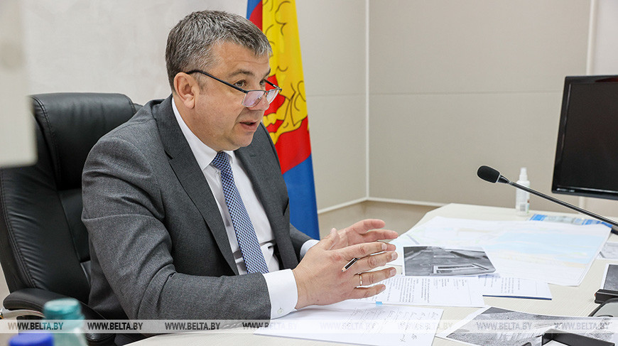 Шулейко провел прием граждан в Бресте