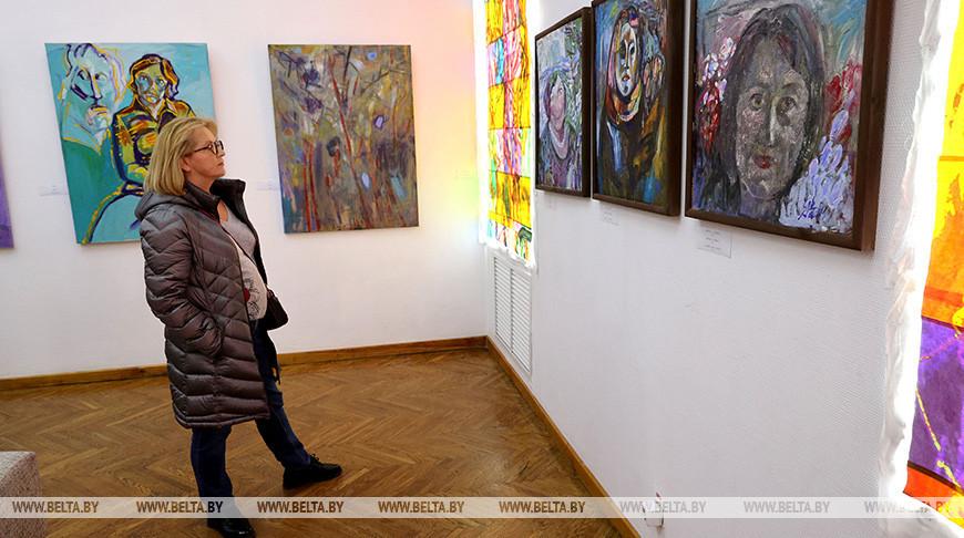Выставка Валентины Ляхович открылась в Витебске