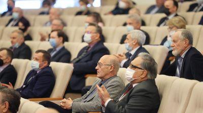 Сессия общего собрания прошла в НАН