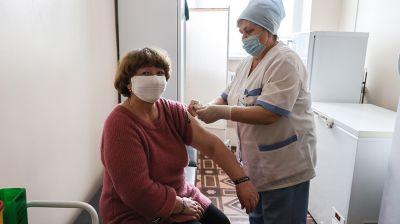 В Бресте проходит вакцинация от COVID-19
