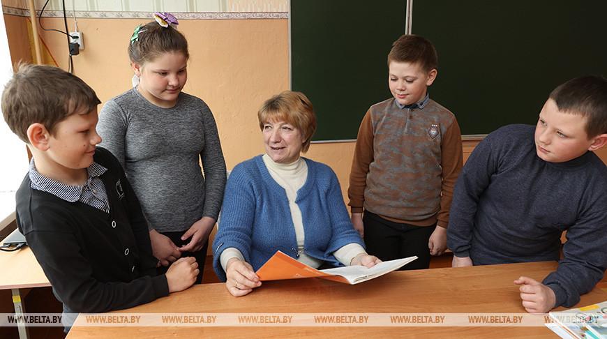 Ева Лысенкова 32 года назад переехала на Витебщину из Краснопольского района
