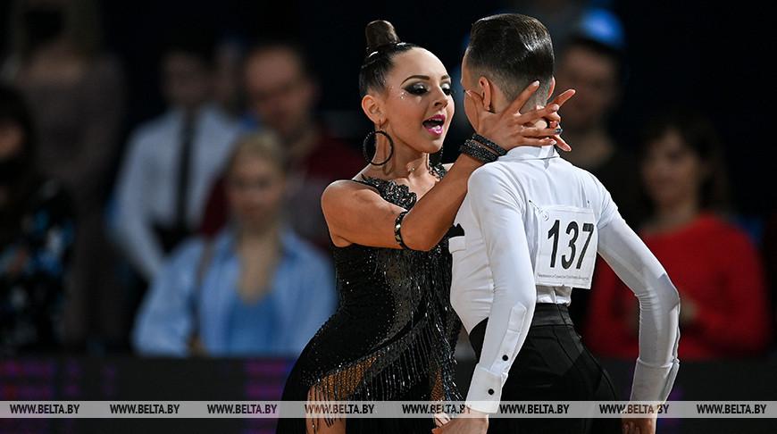 Чемпионат Беларуси по танцевальному спорту прошел в Минске