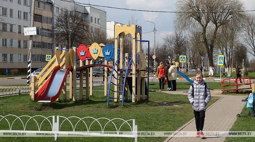 Города Беларуси. Чериков