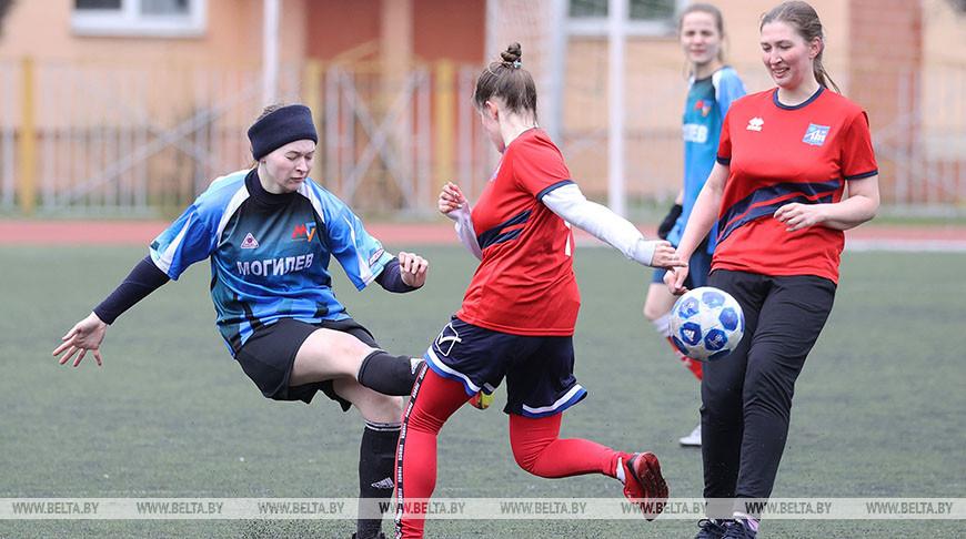 Матчи Республиканской студенческой футбольной лиги проходят в Минске