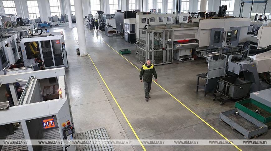 """ОАО """"Салео-Гомель"""" производит гидроагрегаты для белорусской техники"""