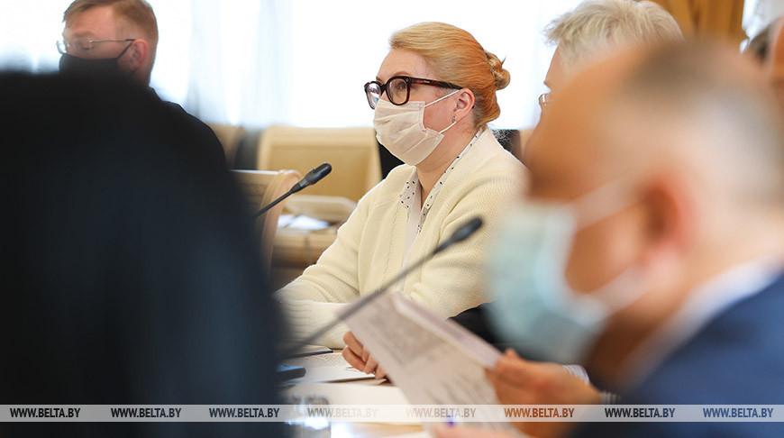 Научно-практическая конференция прошла в Исполнительном комитете СНГ в Минске
