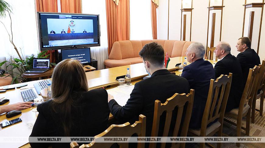 Торгово-экономическое сотрудничество Беларуси и Китая закономерно укрепляется - Мицкевич
