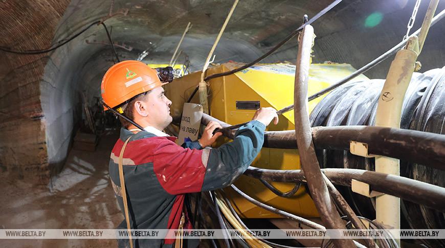 Петриковское рудоуправление выйдет на проектную мощность к началу 2022 года