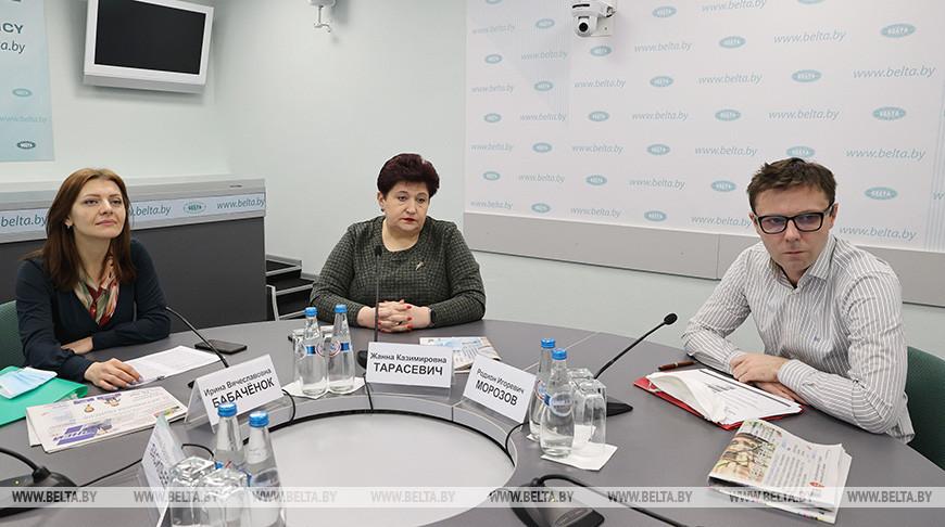 Круглый стол о возможностях белорусского бизнеса в условиях пандемии прошел в БЕЛТА