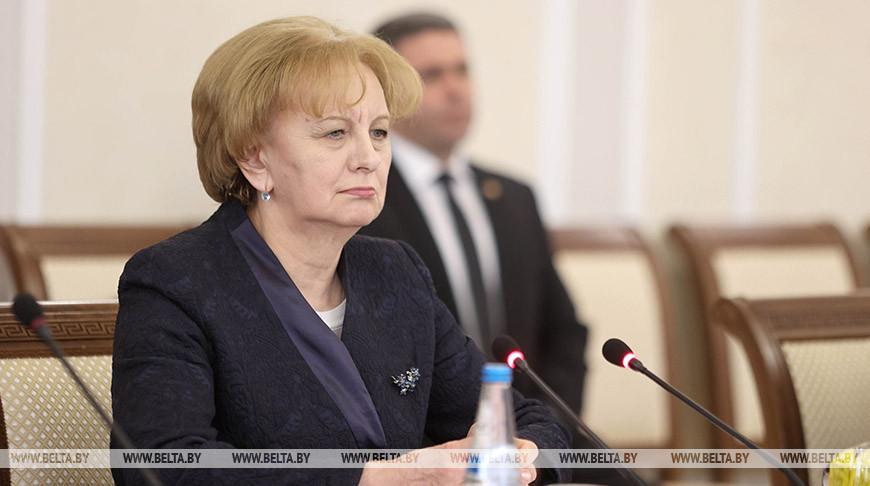 Головченко встретился с парламентской делегацией Молдовы