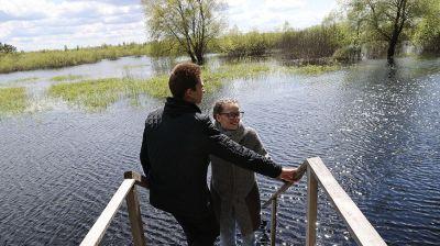 До +18°С ожидается по юго-востоку Беларуси 7 мая