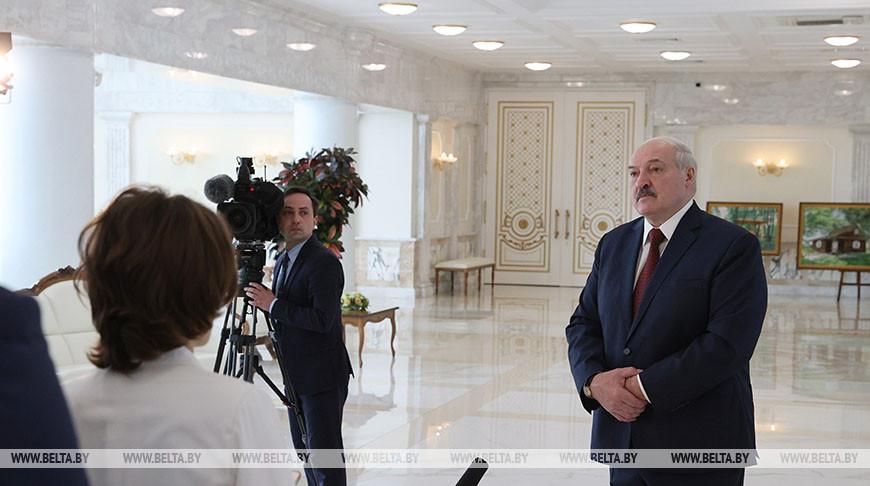 Лукашенко о заявлении на него в прокуратуру Германии: не наследникам фашизма меня судить