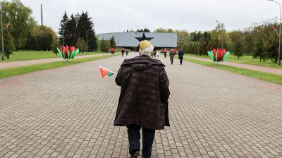 Автопробег Брест - Иркутск - Брест стартовал от стен Брестской крепости