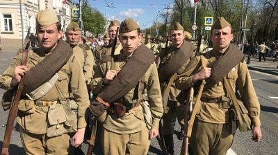 В Беларуси сегодня празднуют День Победы