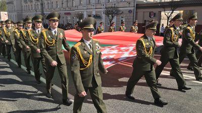 День Победы празднуют в Гомеле