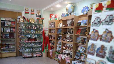 В Могилеве 9 мая открыли магазин государственной символики