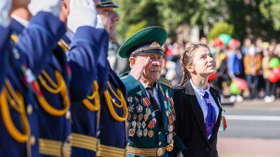 День Победы празднуют в Бресте