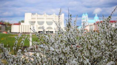 Весна в Гродно