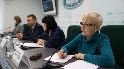 """Пресс-конференция по теме """"Организация летнего отдыха и оздоровления детей"""" прошла в БЕЛТА"""