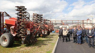 Готовность техники к заготовке кормов рассмотрели на семинаре в Витебске