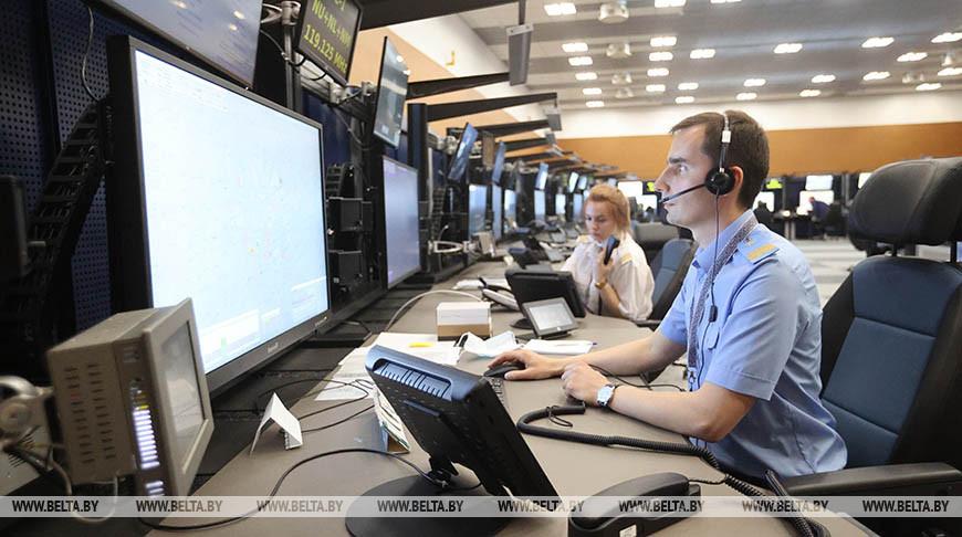 Центр управления воздушным движением открылся в Минске