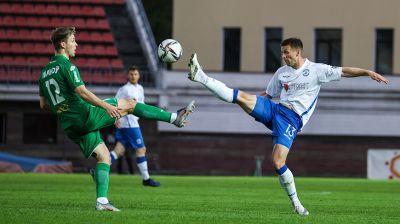 Динамо одержало победу над Гомелем в домашнем матче Белорусской высшей лиги
