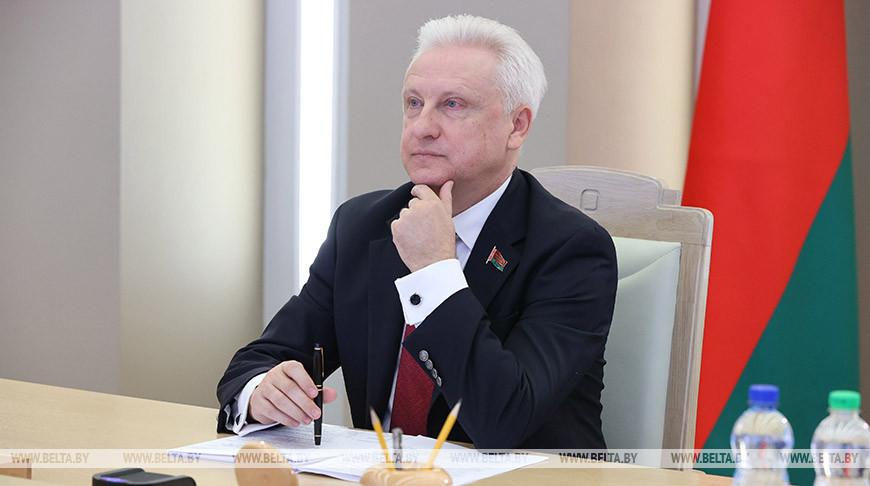 Рачков принял участие в заседании Постоянного комитета Межпарламентского союза по делам мира и безопасности