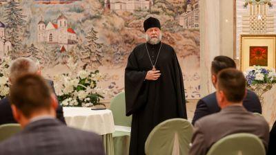 Заседание консультативного межконфессионального совета прошло в Всехсвятской церкви
