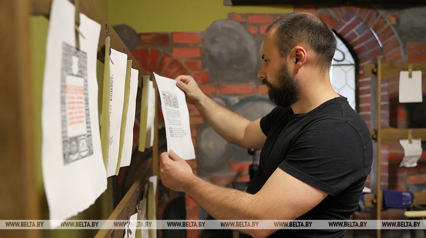 """""""Печатный двор XVI века"""" откроется в Национальном историческом музее"""
