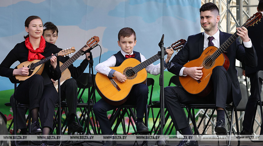 В Минске стартовал летний музыкально-туристический сезон