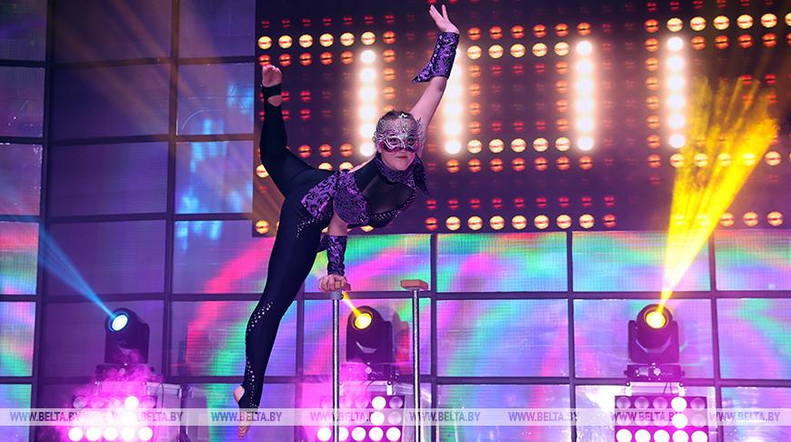 Народный цирк имени Абеля отметил 60-летие