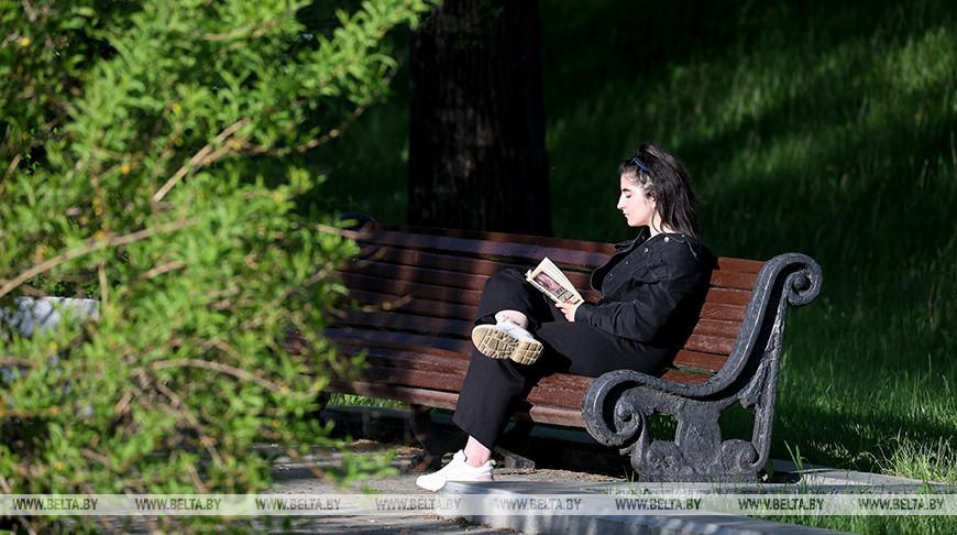 До +23°С будет в Беларуси 25 мая