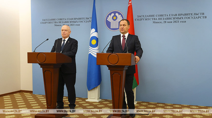 Головченко: рассчитываем, что страны СНГ объединят усилия в противостоянии внешнему давлению
