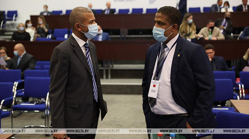 Белорусско-Африканский экономический форум проходит в Минске