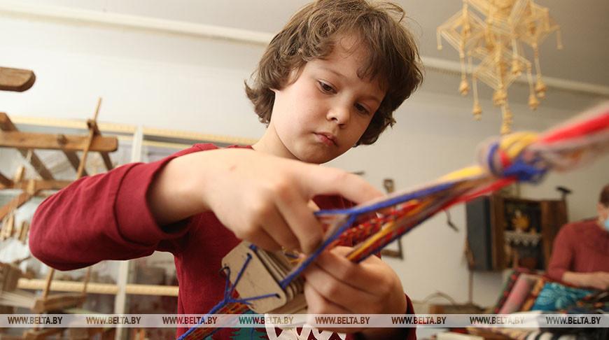 45 лет исполняется Дворцу творчества детей и молодежи в Гродно