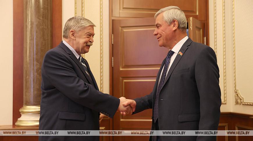 Андрейченко встретился с послом России