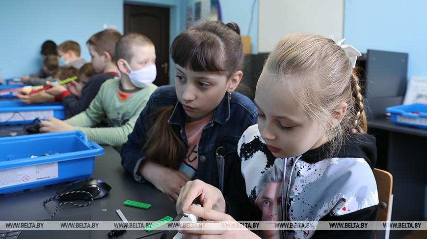 """Детский центр научных открытий """"Иннопарк"""""""