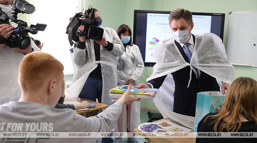 Петришенко: дети больше всех нуждаются в защите и всегда должны чувствовать заботу